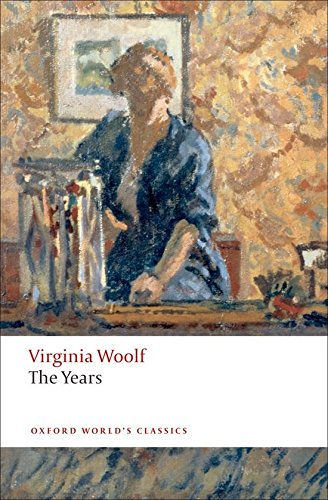 The best books on Virginia Woolf - The Years by Virginia Woolf