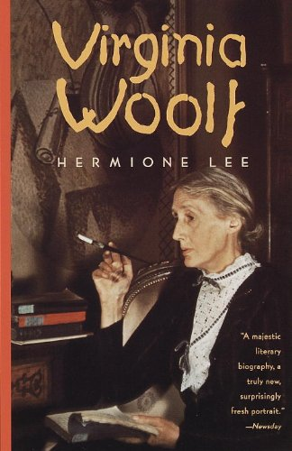 The best books on Virginia Woolf - Virginia Woolf (HL) by Hermione Lee