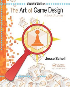 The best books on Video Games - The Art of Game Design: A Book of Lenses by Jesse Schell