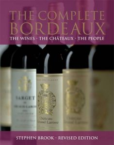 The best books on Wine - The Complete Bordeaux by Stephen Brook