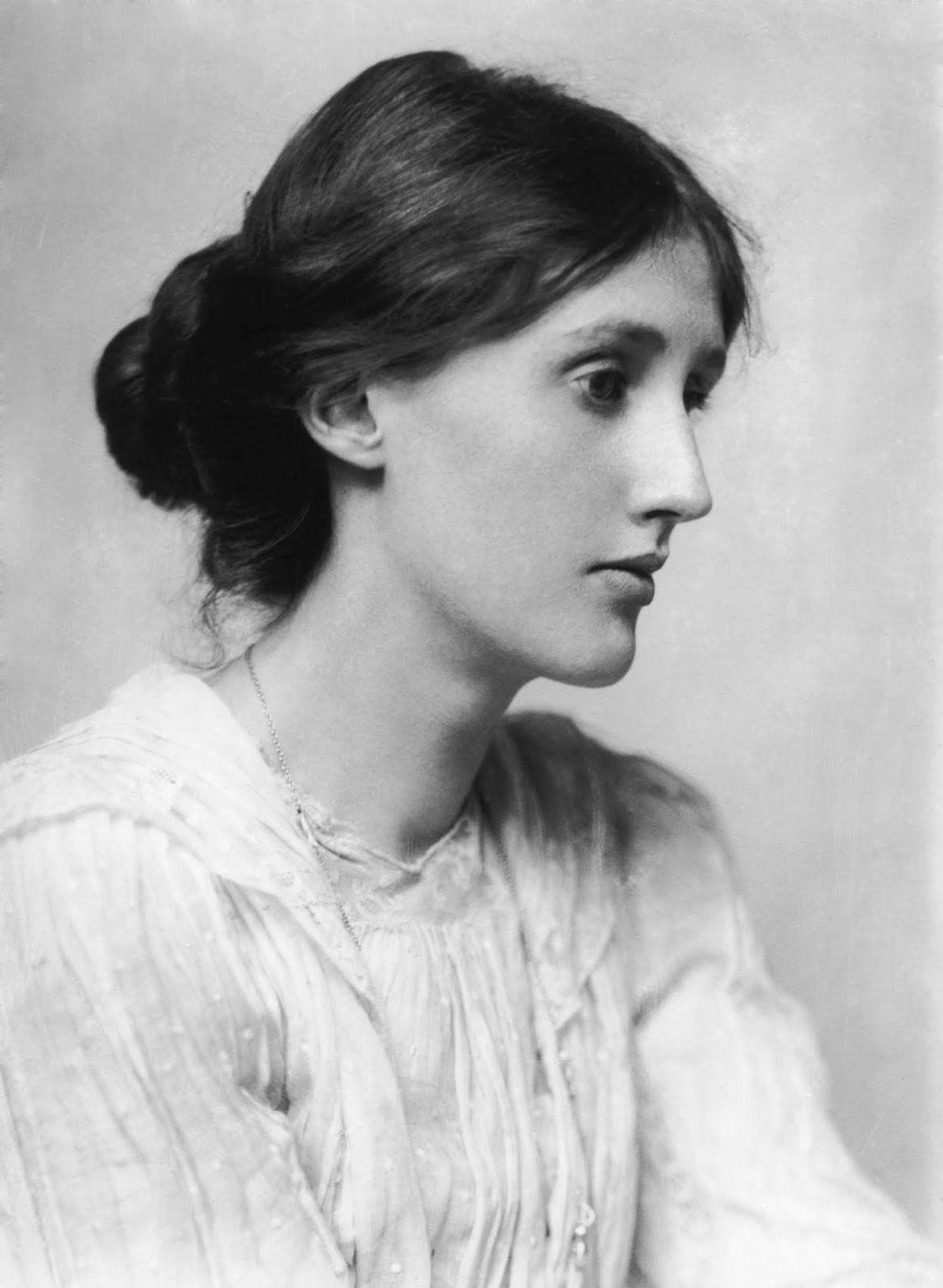 virginia woolf decided on works ralph