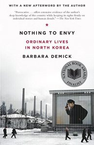 The best books on North Korea - Nothing to Envy by Barbara Demick