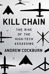 The best books on Drone Warfare - Kill Chain by Andrew Cockburn