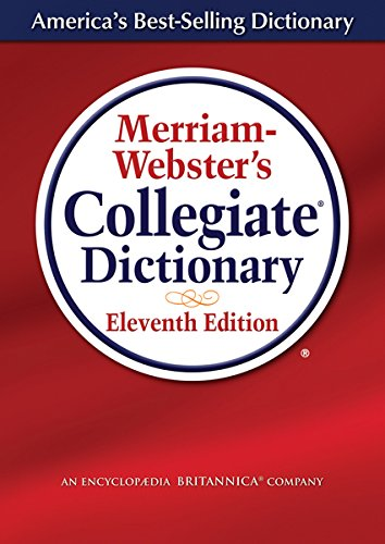 The Best Grammar and Punctuation Books - Merriam-Webster's Collegiate Dictionary