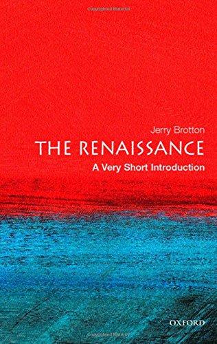 The best books on The Renaissance - The Renaissance by Jerry Brotton