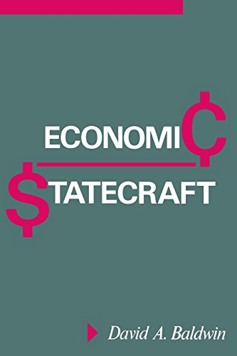 The best books on Geoeconomics - Economic Statecraft by David Allen Baldwin