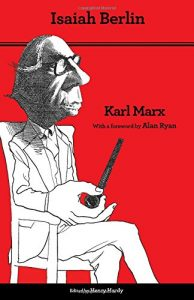 The best books on Marx and Marxism - Karl Marx by Isaiah Berlin
