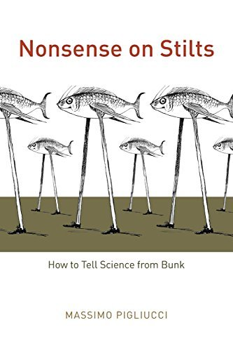 The best books on Stoicism - Nonsense on Stilts: How to Tell Science from Bunk by Massimo Pigliucci