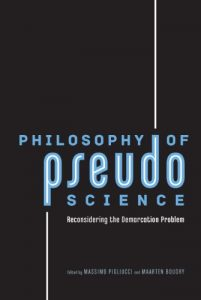 The best books on Stoicism - Philosophy of Pseudoscience: Reconsidering the Demarcation Problem by Massimo Pigliucci