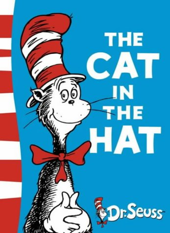 Children's Picture Books - The Cat in the Hat by Dr Seuss