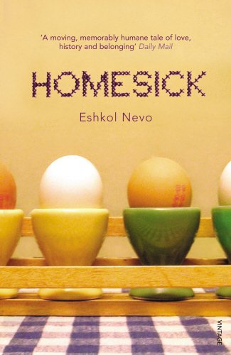 Ayelet Gundar-Goshen recommends the best of Contemporary Israeli Fiction - Homesick by Eshkol Nevo