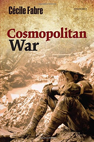 The best books on War - Cosmopolitan War by Cécile Fabre