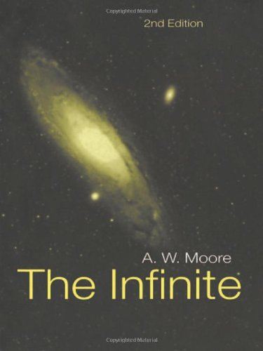 The best books on Immanuel Kant - The Infinite (Problems of Philosophy) by Adrian Moore