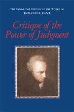 The best books on Immanuel Kant - Critique of the Power of Judgement by Immanuel Kant