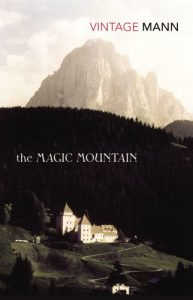 The best books on Time and the Mind - The Magic Mountain by Thomas Mann