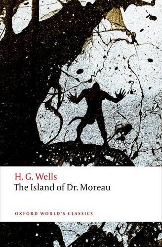 Darryl Jones recommends the best Horror Stories - The Island of Doctor Moreau by H G Wells