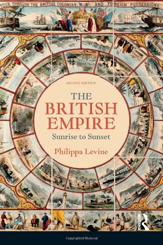 The best books on Eugenics - The British Empire: Sunrise to Sunset by Philippa Levine