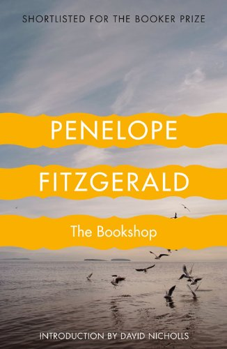 The Best Psychological Novels - The Bookshop by Penelope Fitzgerald