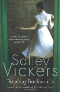 The Best Psychological Novels - Dancing Backwards by Salley Vickers