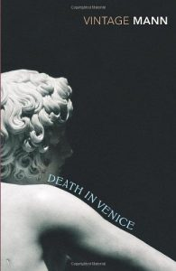 Best Philosophical Novels - Death in Venice by Thomas Mann