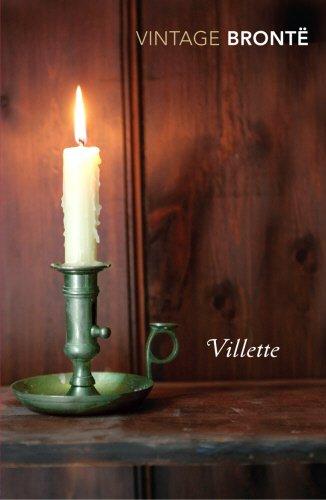 The Best Psychological Novels - Villette by Charlotte Brontë