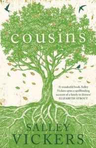 The Best Psychological Novels - Cousins by Salley Vickers
