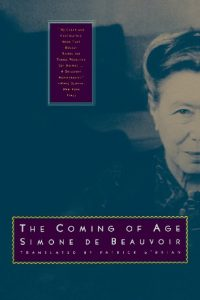 The best books on Ageing - The Coming of Age by Simone de Beauvoir