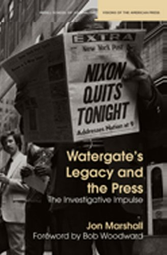James T Hamilton recommends the best books on the Economics of News - Watergate's Legacy and the Press: The Investigative Impulse by Jon Marshall
