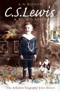A N Wilson recommends the best Christian Books - C. S. Lewis: A Biography by A N Wilson