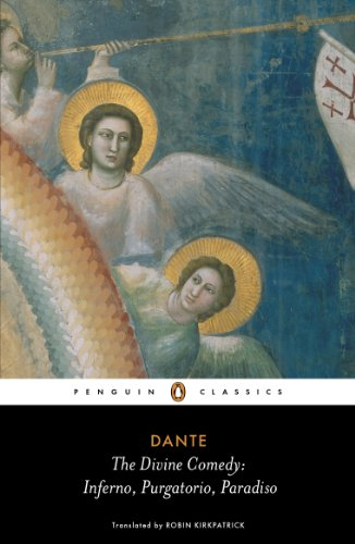 A N Wilson recommends the best Christian Books - The Divine Comedy: Inferno, Purgatorio, Paradiso by Dante Alighieri