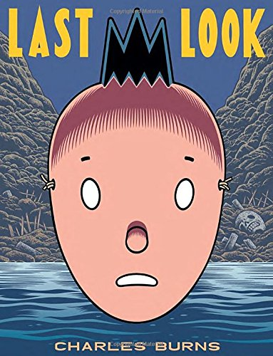 Best Comics of 2016 - Last Look by Charles Burns