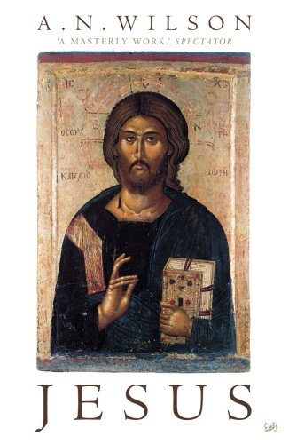 A N Wilson recommends the best Christian Books - Jesus by A N Wilson