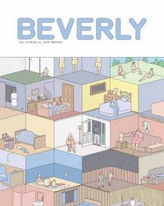 Best Comics of 2016 - Beverly by Nick Drnaso