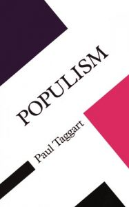 The best books on Populism - Populism by Paul Taggart