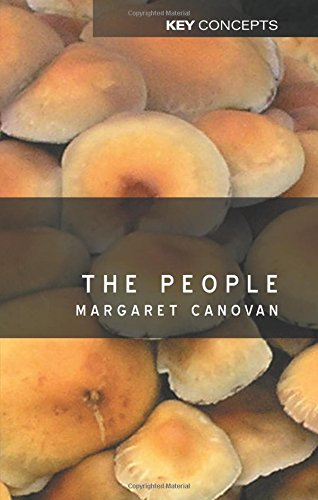 The best books on Populism - The People by Margaret Canovan