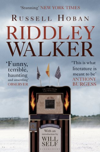 Max Porter on the Books That Shaped Him - Riddley Walker by Russell Hoban