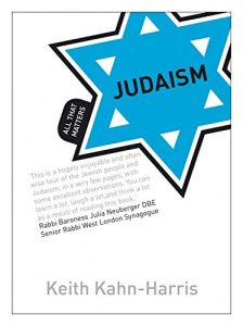 The best books on Heavy Metal - Judaism: All That Matters by Keith Kahn Harris