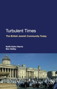 The best books on Heavy Metal - Turbulent Times: The British Jewish Community Today by Keith Kahn Harris