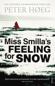 Daisy Johnson on Books That Influenced Her - Miss Smilla's Feeling for Snow by Peter Hoeg