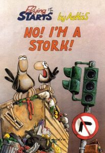 Books on the Real Greece - No! I'm a Stork! by Azkas