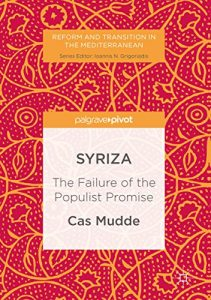 SYRIZA: The Failure of the Populist Promise by Cas Mudde