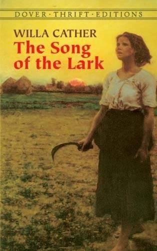 Kayla Rae Whitaker on Stories about Women Artists - The Song of the Lark by Willa Cather