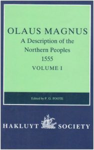 The best books on The Vikings - A Description of the Northern Peoples by Olaus Magnus