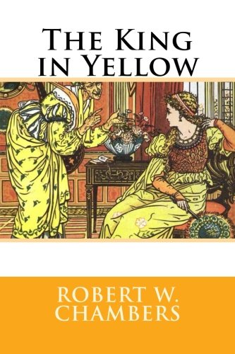 Darryl Jones recommends the best Horror Stories - The King in Yellow by Robert W Chambers