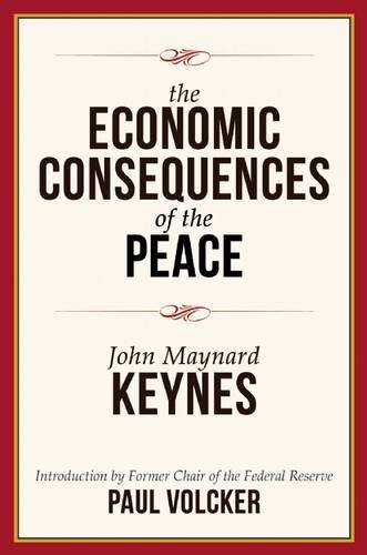 The best books on Globalization - The Economic Consequences of the Peace by John Maynard Keynes