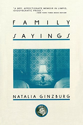 Yiyun Li on the 'Anti-memoir' - Family Sayings by Natalia Ginzburg