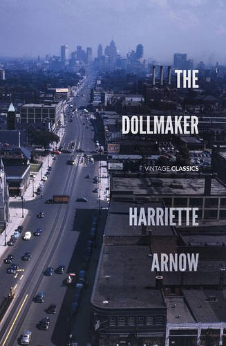 Kayla Rae Whitaker on Stories about Women Artists - The Dollmaker by Harriette Arnow