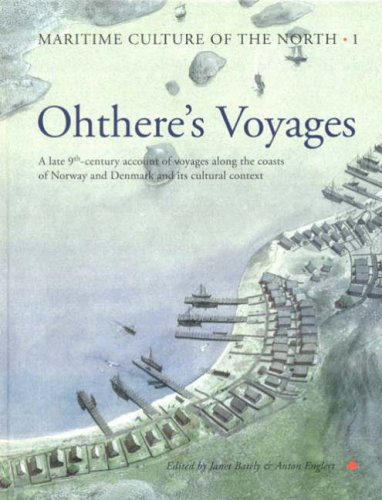 The best books on The Vikings - Ohthere's Voyages