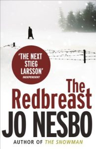 Jo Nesbø recommends the best Norwegian Crime Writing - The Redbreast by Jo Nesbø