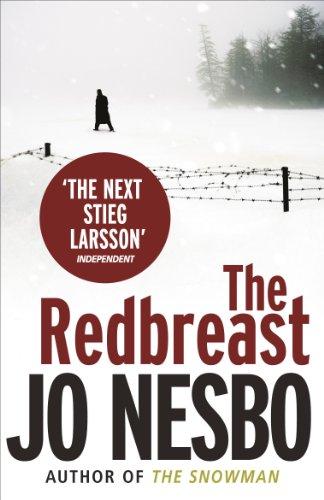 Jo Nesbø recommends the best Norwegian Crime Writing - The Redbreast by Jo Nesbø